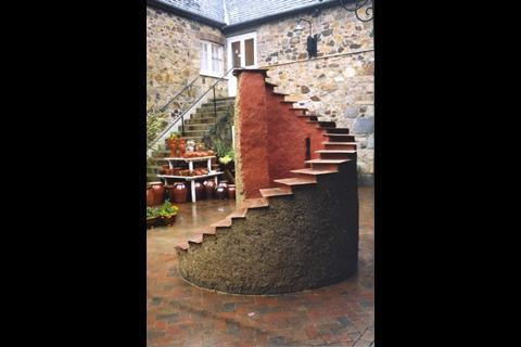 Devon Guild spiral, Bovey Tracey